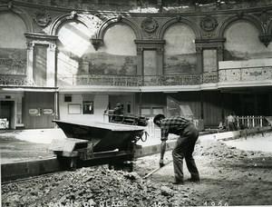 Paris Theatre du Rond Point Palais de Glace Quillery Old Photo Lepicier 1964 BA7