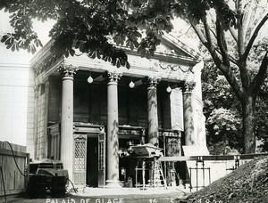 France Paris Theatre du Rond Point Palais de Glace Old Photo Lepicier 1964 BA8