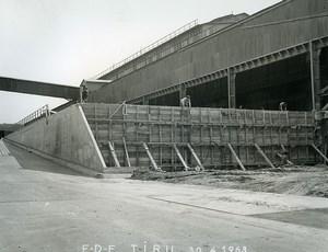 France Issy les Moulineaux EDF TIRU Construction Old Photo Lepicier 1963 K11