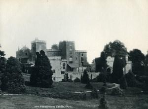 United Kingdom Powderham Castle Old Photo Print Frith 1900