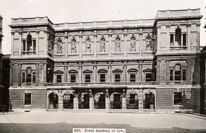 United Kingdom London Londres Royal Academy of Arts Old Photo 1900