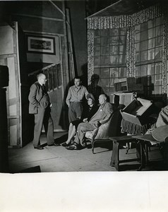France Paris M. Clermont Ambigu Comique Lost Theater Old Photo Bernand 1960
