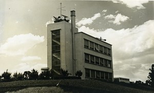 Argentina Puerto Belgrano Naval Base Optica Observatory Old Photo 1946