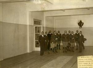 Argentina Base El Palomar Military Base New Casino Opening Old Photo 1942