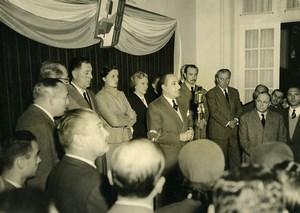 Argentina Buenos Aires Eduardo Vuletich Foundation Eva Peron Old Photo 1953