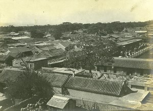 China Beijing the Forbidden City Old Photo 1906