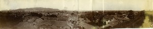 Chine Panorama de Tchang Cha ancienne Photo 1906