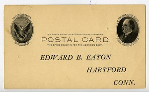 USA Advertising Postal Card Edward Eaton Brady Civli War Photography book 1907
