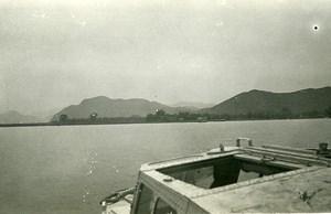 Vietnam Saigon Cam Ranh Bay Old Photo 1935