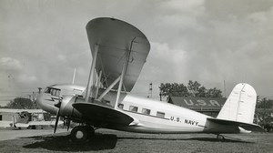 USA Aviation Curtiss R4C-1 Airplane US Navy Old Photo 1940
