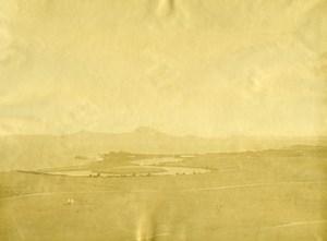 Tunisie Tunis ancien port de Carthage ancienne Photo 1890