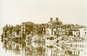 France Verdun? Ruins Destruction First World War WWI Old Photo 1916