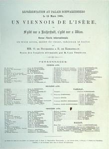 Vienna Un Viennois de l'Isère Aristocratie Album 33 Photos Atelier Adele 1868