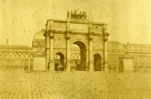 Franco Prussian War Paris Commune 33 old Photos Album 1871