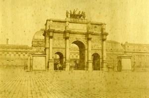 Commune de Paris Guerre Franco Prussienne Album Historique Paris Incendié 33 Photos Anciennes 1871