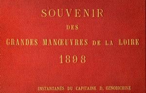 Gennetines Military Maneuvers 1898 Album 56 Snapshot Photos Dmitri Oznobichine
