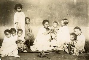 Madagascar Guerisseuse Sorcière Ancienne Photo Ramahandry 1910'
