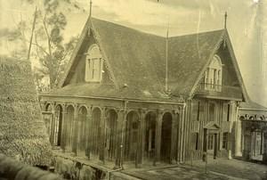 Madagascar Manampisoa Lapasoa Musée Historique Ancienne Photo Ramahandry 1910'