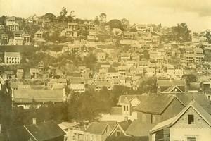 Madagascar Tananarive Faravohitra Ancienne Photo Ramahandry 1910'