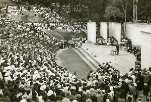 Madagascar Tananarive Inauguration Young Christians Home Old Photo 1950