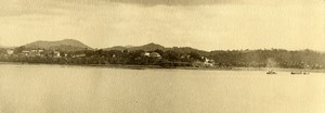 Vue poétique de Madagascar Panorama Mer Majunga? Ancienne Photo 1937