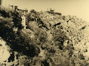 Poetic View of Madagascar Tananarive Rova of Antananarivo Old Photo 1937