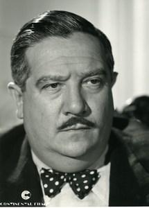 France Cinéma Acteur André Gabriello dans Picpus ? Ancienne Photo 1940