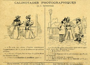 Calinotades Photographiques by Dassonville 1900