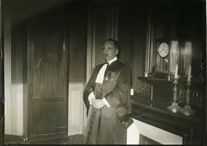France Paris Justice Criminologie Avocat Général Joppé Ancienne Photo 1939