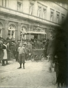 Allemagne Berlin Second Salon Automobile Daimler Mail Phaeton Ancienne Photo 1898