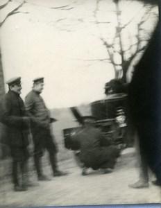 Germany Berlin Second Motor Show Audibert & Lavirotte? Old Photo 1898