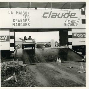 France Calais 25th Trade Fair Small Cars Prototypes Race old Photo Lot 1964