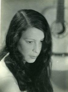 Spain Dance Flamenco Carmen Amaya Portrait old Photo 1950