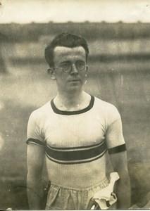France Roubaix Racing Club Northern Championship Race old Photo 1924