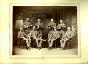 USA Faribault Minnesota Album Shattuck-St. Mary's School Album 57 Photos 1880