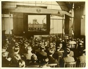 Royaume Uni Wembley Hill School Documentaire Education ancienne photo 1925