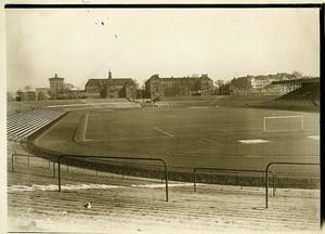 Germany Sports Berlin the new Poststadion Stadium Old Photo 1930