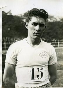 France Athlétisme Athlete du CASG Ancienne Photo 1925