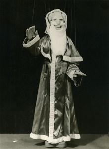 France Jany Privat Puppets Marionnettiste Striptease Bar old photo Koruna 1962