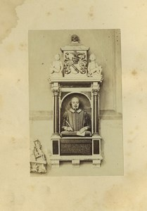 Shakespeare his birthplace, home, and grave. JEPHSON Rev.J.M., B.A., F.S.A. 1864