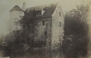 France Essonne Brunoy Rochopt Watermill Moulin Old Photo 1892