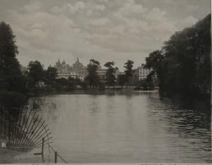 United Kingdom London St James park Old Stengel Photo 1897