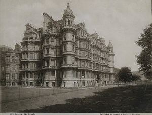 United Kingdom London the Temple Old Stengel Photo 1897
