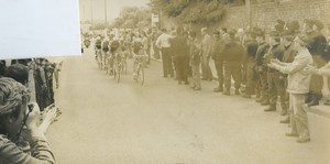 Photo stage 9 Tour de France 1979 Usinor Denain Metal Workers Strikers Cycling