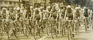 Photo 3e Etape du Tour de France 1983 Valenciennes Roubaix Cyclisme