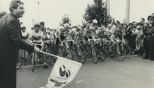 Photo Stage 7 of the Tour de France 1988 Wasquehal Start Cycling