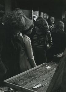 France Etude Photographique Scene de Marche Ancienne Photo Deplechin 1970 #3
