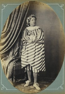 London English actor Henry Leigh Murray? old photo Herbert Watkins 1859 #2