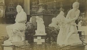 France Paris Exposition Universelle Grande Galerie Italienne Ancienne Photo 1878 #2