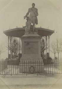 France Pyrenees Pau Statue of Henri IV Old Photo 1900